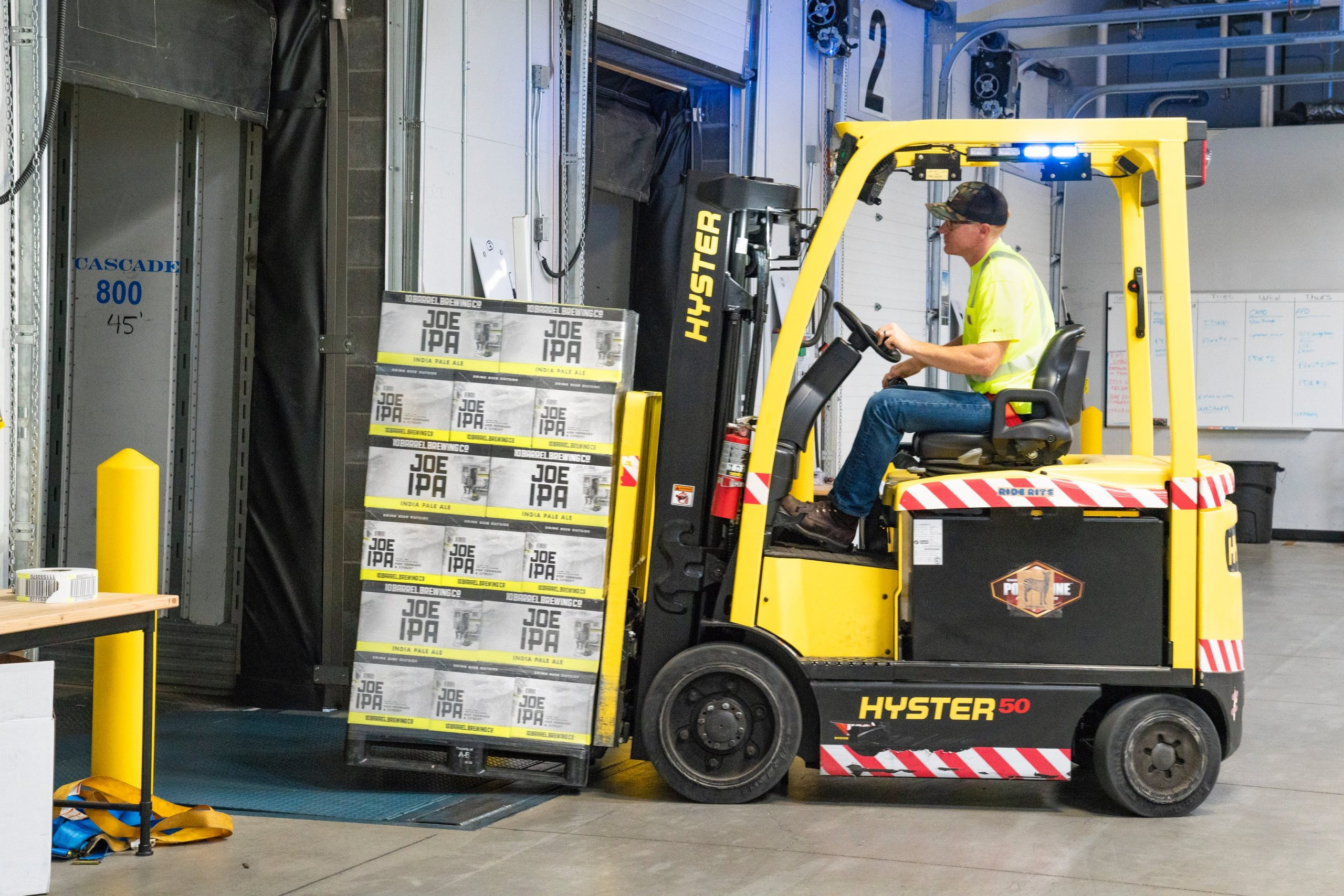 The Importance of Having Fork Lift Training and License