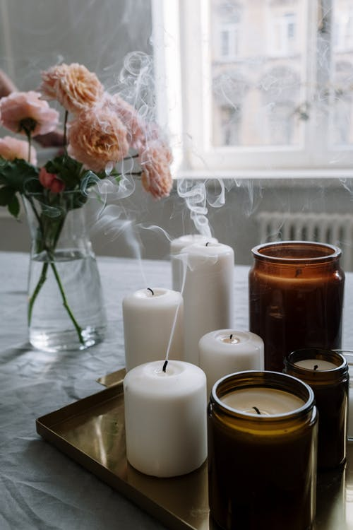 Ways to Decorate Your House Using Candles