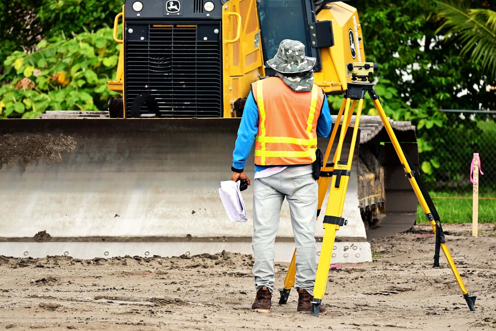 All About Land Surveying