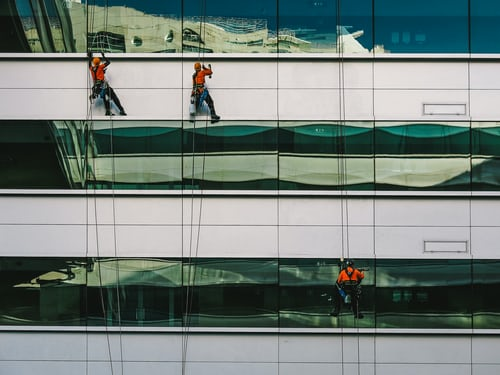 The great importance of hiring professional cleaners for your commercial area