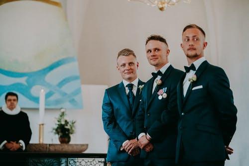 Wedding planning guidelines for groomsmen