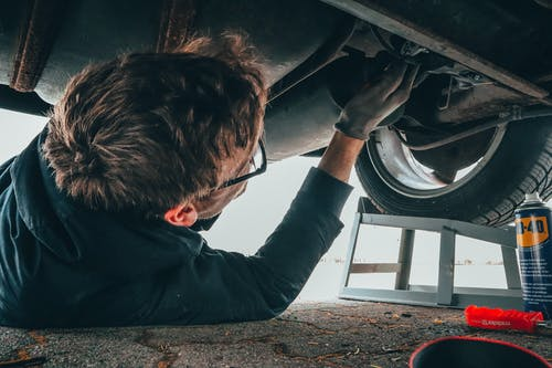 Fixing Your Car So It Looks as Good as New