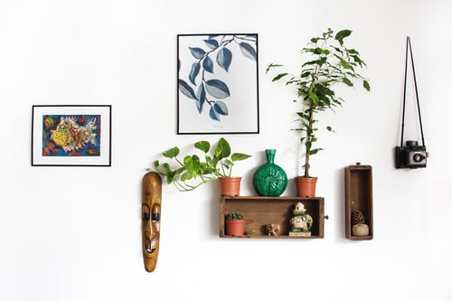 Adding Charm to Your House with Wall Décor