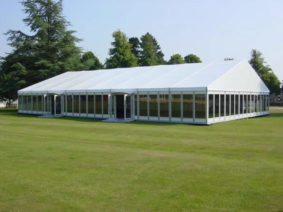 See the Benefits of Temporary Set Ups and Structures for Events
