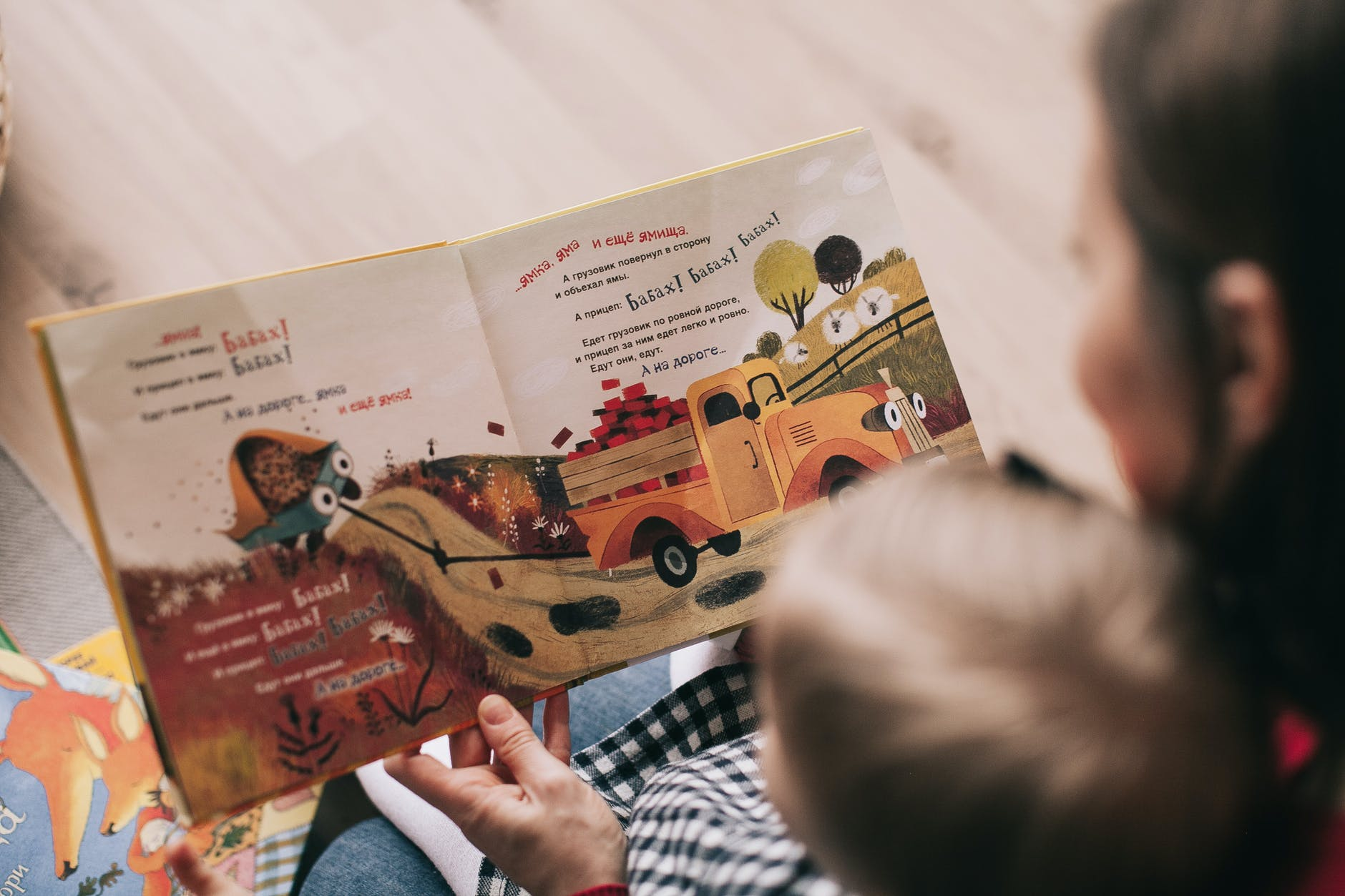 5 Benefits of Reading and Storytelling to Children