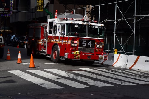 7 Things to Consider When Buying a Used Fire Truck